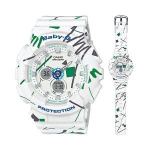 カシオ CASIO BA-120SC-7AJF ベビーG Baby-G 女性用 腕時計 国内正規品 取り寄せ品|morimototokeiten