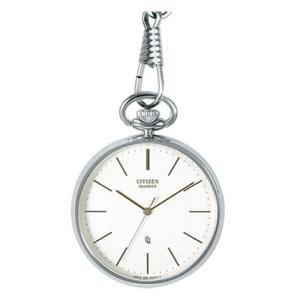 シチズン CITIZEN 懐中時計 BC0420-61A 提げ時計 ポケットウオッチ 鎖つき 名入れ刻印対応、有料 取り寄せ品 morimototokeiten