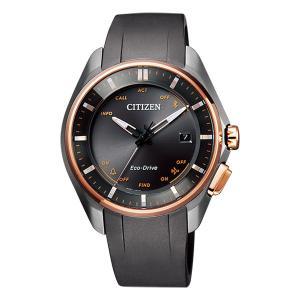 スマホ連動 ソーラー時計 腕時計 シチズン エコ・ドライブ Bluetooth BZ4006-01E 刻印不可 取り寄せ品|morimototokeiten