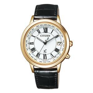 シチズン クロスシー CB1103-08A エコドライブ 電波時計 腕時計 レディース ティタニア ライン 名入れ刻印対応、有料 取り寄せ品|morimototokeiten