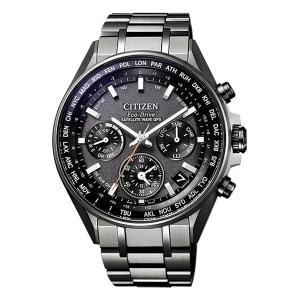 腕時計 メンズ シチズン CITIZEN アテッサ ATTESA GPS衛星ソーラー 電波時計 CC4004-58E 取り寄せ品|morimototokeiten