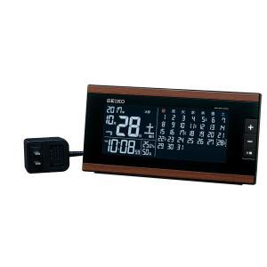 セイコー SEIKO AC100V 交流式 デジタル 電波時計 目覚まし時計 電子音 アラーム DL212B 名入れ対応、有料 取り寄せ品|morimototokeiten