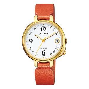 スマホ連動 ソーラー時計 レディス 腕時計 シチズン エコ・ドライブ Bluetooth EE4019-11A 刻印不可 取り寄せ品|morimototokeiten