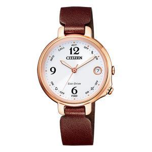 スマホ連動 ソーラー時計 レディス 腕時計 シチズン エコ・ドライブ Bluetooth EE4029-17A 刻印不可 取り寄せ品|morimototokeiten