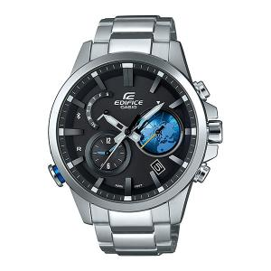 スマホと連携で時刻修正 EQB-600D-1A2JF ソーラー メンズ腕時計 カシオ エディフィス 取り寄せ品|morimototokeiten