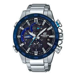 スマホと連携で時刻修正 EQB-800DB-1AJF ソーラー時計 メンズ腕時計 カシオ エディフィス 取り寄せ品|morimototokeiten