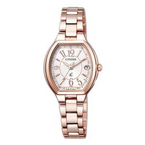 シチズン ソーラー電波時計 ES9362-52W クロスシー 女性用 腕時計 CITIZEN XC 名入れ刻印対応、有料 取り寄せ品|morimototokeiten