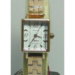 グランドール 女性用腕時計 ESL025P2 婦人用 時計 GRANDEUR 名入れ刻印対応、有料|morimototokeiten