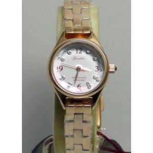 グランドール 女性用腕時計 ESL054P1 婦人用 時計 GRANDEUR ZAIKO|morimototokeiten