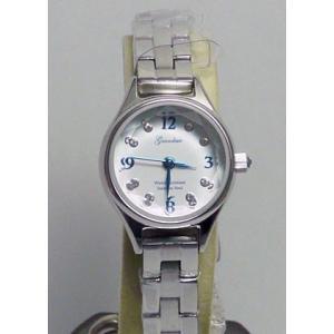 グランドール 女性用腕時計 ESL054W1 婦人用 時計 GRANDEUR ZAIKO|morimototokeiten