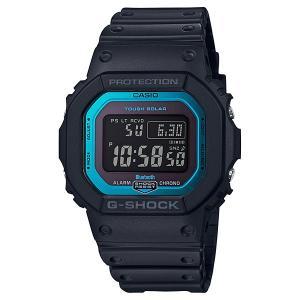 スマホ連携 CASIO G-SHOCK カシオ Gショック ソーラー電波時計 メンズ 腕時計 GW-B5600-2JF 国内正規品 取り寄せ品|morimototokeiten