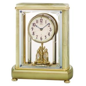 オニキス枠 置き時計 セイコー SEIKO エンブレム電波時計 EMBLEM HW578M 文字入れ対応、有料 送料無料 取り寄せ品|morimototokeiten