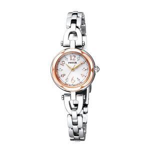 ソーラー 女性用 腕時計 シチズン CITIZEN Wicca ウィッカ レディース KF2-510-11「取り寄せ品」|morimototokeiten