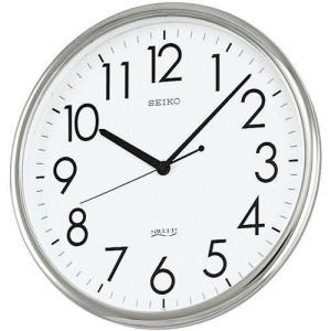 セイコー SEIKO 壁掛け時計 オフィスクロック KH220A スイープ 連続秒針 クオーツ時計 文字入れ対応、有料 取り寄せ品 morimototokeiten