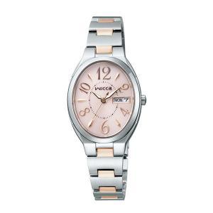 ソーラー女性用腕時計 シチズン ウィッカ CITIZEN Wicca  KH3-118-93|morimototokeiten