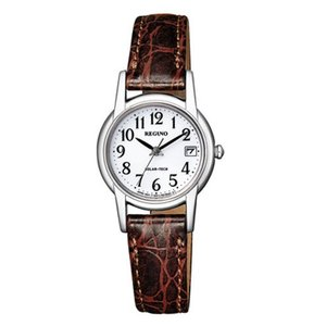 シチズン ソーラー時計 KH4-815-10 革バンド 女性用 腕時計 CITIZEN レグノREGUNO 取り寄せ品|morimototokeiten