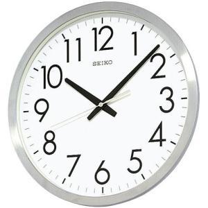 セイコー SEIKO 掛け時計 オフィス クロック KH409S 文字入れ対応、有料 取り寄せ品 morimototokeiten