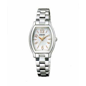 ソーラー 女性用 腕時計 シチズン CITIZEN Wicca ウィッカ KH8-713-11「取り寄せ品」|morimototokeiten
