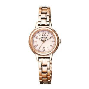 ソーラー 女性用 腕時計 シチズン CITIZEN Wicca ウィッカ KH9-965-91 取り寄せ品|morimototokeiten