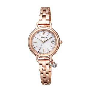 ソーラー電波時計 ウィッカ KL0-529-31 シチズン 女性用 腕時計 wicca 名入れ刻印対応、有料 取り寄せ品|morimototokeiten
