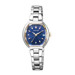 シチズン ソーラー電波時計 KL0-715-91 ウィッカ 女性用腕時計 CITIZEN Wicca レディースウオッチ 取り寄せ品 morimototokeiten