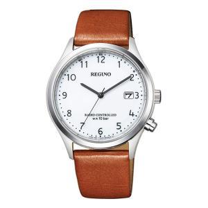メンズ 腕時計 CITIZEN シチズン ソーラー電波時計 レグノ REGUNO 男性用 KL8-911-10 取り寄せ品|morimototokeiten
