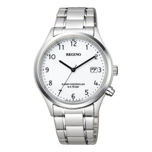 メンズ 腕時計 CITIZEN シチズン ソーラー電波時計 レグノ REGUNO 男性用 KL8-911-11 取り寄せ品|morimototokeiten