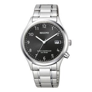 メンズ 腕時計 CITIZEN シチズン ソーラー電波時計 レグノ REGUNO 男性用 KL8-911-51|morimototokeiten