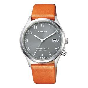 メンズ 腕時計 CITIZEN シチズン ソーラー電波時計 レグノ REGUNO 男性用 KL8-911-60 取り寄せ品|morimototokeiten