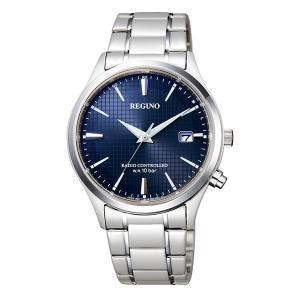 メンズ 腕時計 CITIZEN シチズン ソーラー電波時計 レグノ REGUNO 男性用 KL8-911-71|morimototokeiten