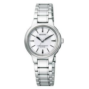 シチズン ソーラー電波時計 女性用腕時計 CITIZEN レグノ KL9-119-91 取り寄せ品 morimototokeiten