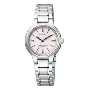 シチズン ソーラー電波時計 女性用腕時計 CITIZEN レグノ KL9-119-93 取り寄せ品 morimototokeiten