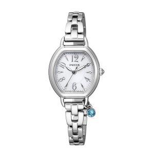 シチズン ウイッカ KP2-515-11 ソーラー時計 女性用腕時計 wicca 名入れ刻印対応、有料 取り寄せ品|morimototokeiten
