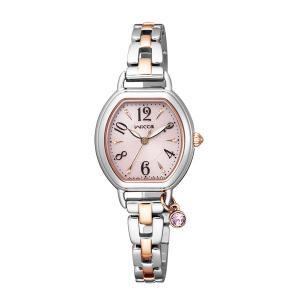 シチズン ウイッカ KP2-531-91 ソーラー時計 女性用腕時計 wicca 名入れ刻印対応、有料 取り寄せ品|morimototokeiten