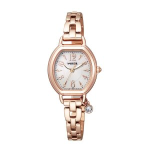 シチズン ウイッカ KP2-566-91 ソーラー時計 女性用腕時計 wicca 名入れ刻印対応、有料 取り寄せ品|morimototokeiten