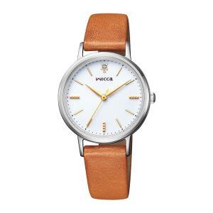 シチズン ウイッカ CITIZEN wicca ソーラー時計 KP5-115-10 女性用腕時計 刻印対応、有料|morimototokeiten