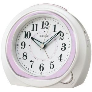 電子音アラーム 目覚まし時計 セイコー SEIKO KR890M 目覚時計 文字名入れ不可 取り寄せ品|morimototokeiten
