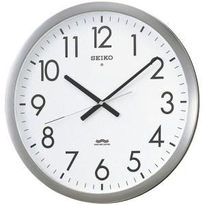 会社の時刻管理に セイコー電波時計 オフィスクロック かけ時計 KS266S 文字入れ対応、有料 取り寄せ品 morimototokeiten