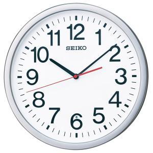 暗くなると秒針を止め 音がしない 壁掛け時計 KX229S 電波時計 掛時計 セイコー SEIKO 文字入れ対応、有料 morimototokeiten