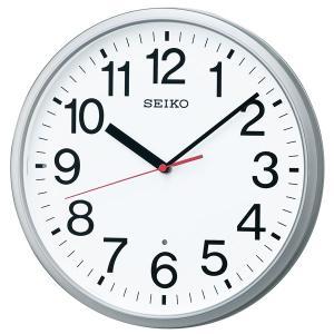 暗くなると秒針を止め 音がしない 壁掛け時計 KX230S 電波時計 掛時計 セイコー SEIKO 文字入れ対応、有料 morimototokeiten