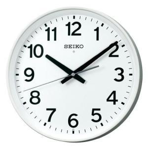 セイコー 電波時計 SEIKO 掛け時計 会社 オフィス 事務所 KX317W 文字入れ対応、有料 取り寄せ品 morimototokeiten