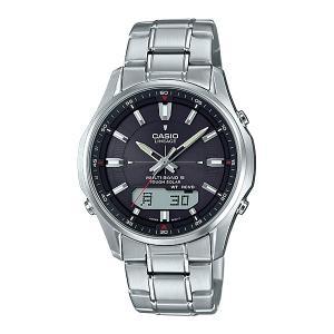 CASIO カシオ リニエージ LCW-M100DE-1AJF ソーラー 電波時計 メンズ 腕時計 取り寄せ品|morimototokeiten