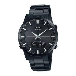 ソーラー 電波時計 メンズ 腕時計 CASIO カシオ リニエージ LCW-M170DB-1AJF 取り寄せ品|morimototokeiten