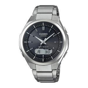 CASIO カシオ LCW-M500TD-1AJF ソーラー 電波時計 リニエージ チタン メンズ 腕時計 取り寄せ品|morimototokeiten