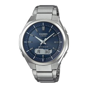 CASIO カシオ LCW-M500TD-2AJF ソーラー 電波時計 リニエージ チタン 男性用 腕時計 取り寄せ品|morimototokeiten