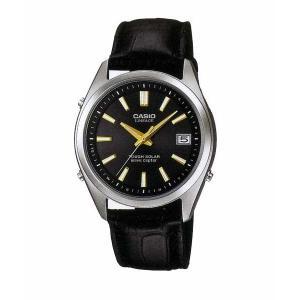 カシオ CASIO ソーラー 電波時計 メンズウオッチ 男性用 腕時計 リニエージ LIW-130TLJ-1AJF 取り寄せ品|morimototokeiten