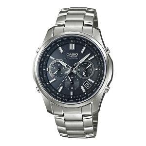 カシオ CASIO ソーラー 電波時計 メンズウオッチ 男性用 腕時計 リニエージ LIW-M610TDS-1AJF 取り寄せ品|morimototokeiten