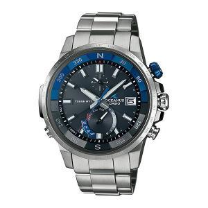 カシオ CASIO ソーラー 電波時計 OCW-P1000-1AJF メンズ 男性用 腕時計 オシアナス OCEANUS 取り寄せ品|morimototokeiten
