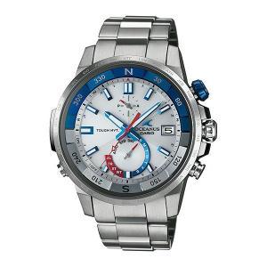 カシオ CASIO ソーラー 電波時計 OCW-P1000-7AJF メンズ 男性用 腕時計 オシアナス OCEANUS 取り寄せ品|morimototokeiten