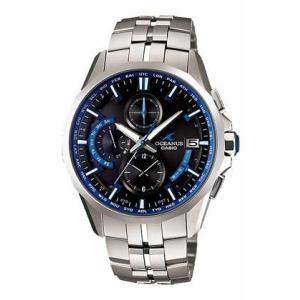 カシオ CASIO ソーラー 電波時計 メンズ 男性用 腕時計 オシアナス OCEANUS OCW-S3000-1AJF「取り寄せ品」|morimototokeiten